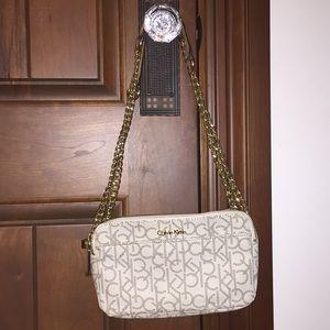 Calvin Klein purse crossbody